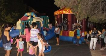 Annual children's funfair