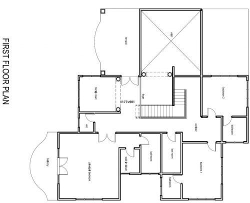 Medium Of 5 Bedroom House Plans