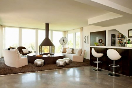 sophisticated and fashionable family room interior design family rooms interior design ideas