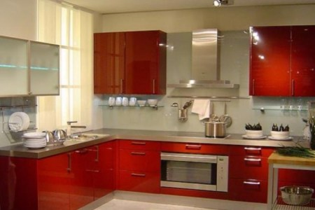 modern indian kitchen interior design