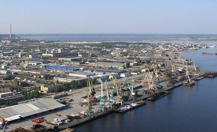 тобольск  порт