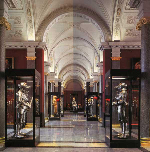 главный зал экспозиции