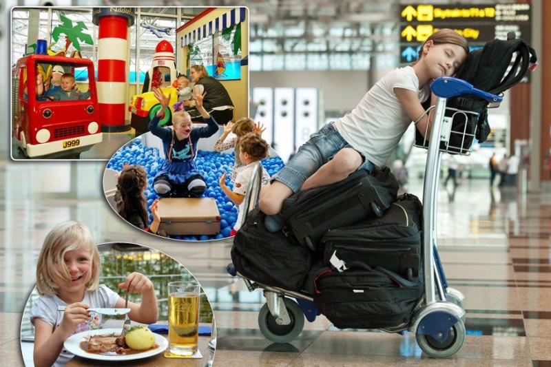 аэропорт мюнхена deti