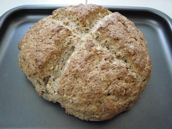 Рецепт хлеба на соде для хлебопечки
