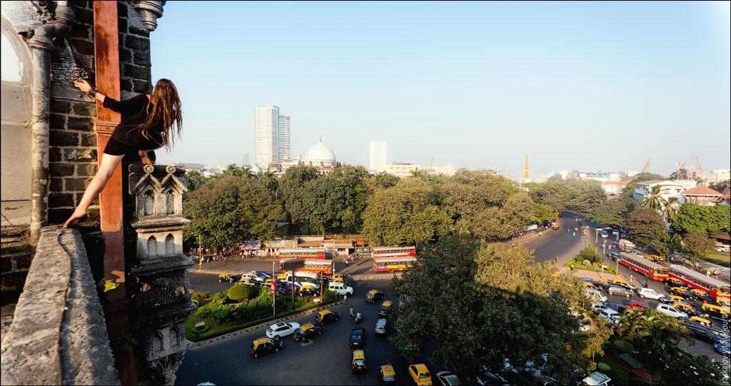 . Вокзал Чхатрапати Шиваджи 1