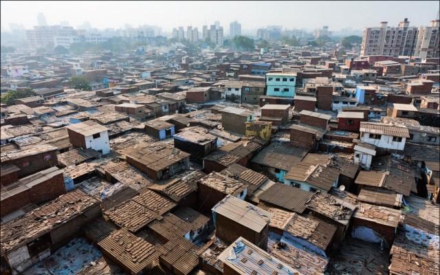 Дхарави проживет больше одного миллиона человек