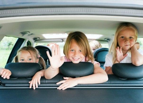 Как правильно путешествовать  с ребенком