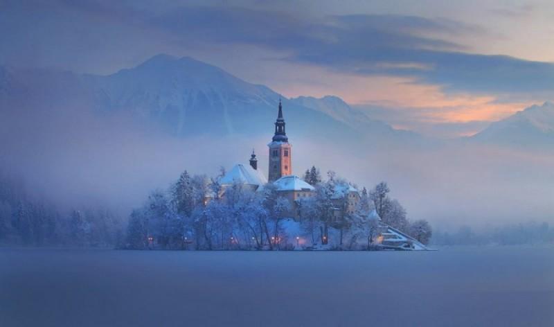4. Блед, Словения