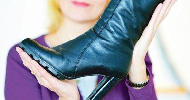 зимняя обувь уход