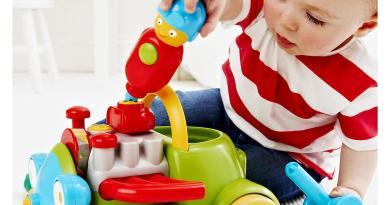 igruski dlia malenkih detei kak pravilino vibrati