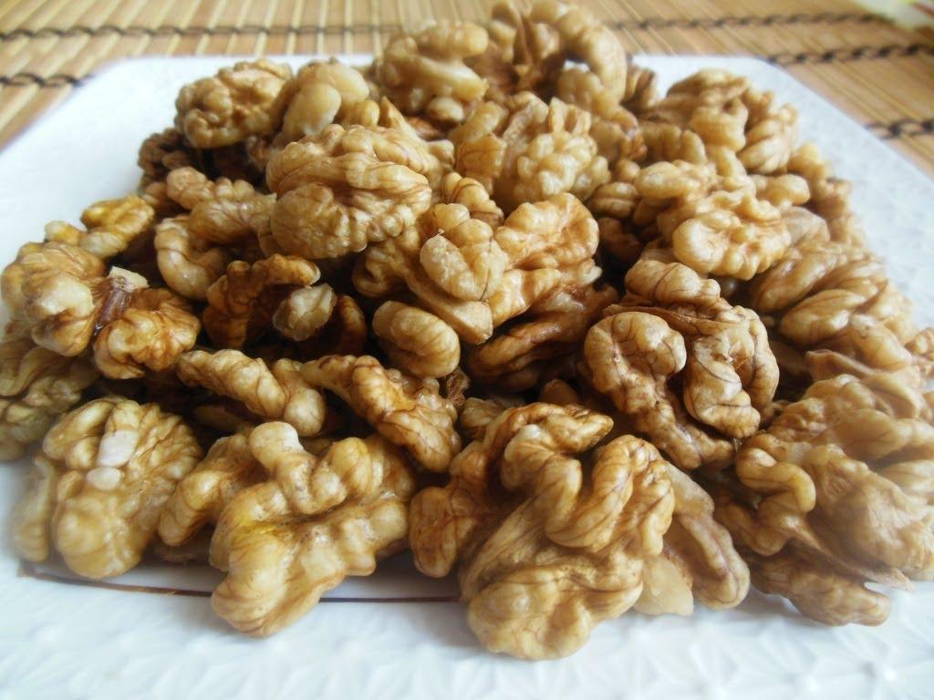 орехи от холестерина