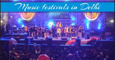 Music festivals in Delhi