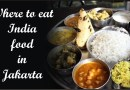 Where to eat Indian food in Jakarta