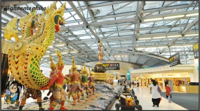 Swarnbhumi Airport
