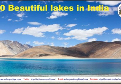 10 Beautiful lakes in India