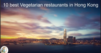 10 best Vegetarian restaurants in Hong Kong