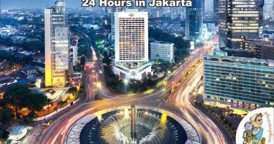 48 Hrs  in Jakarta