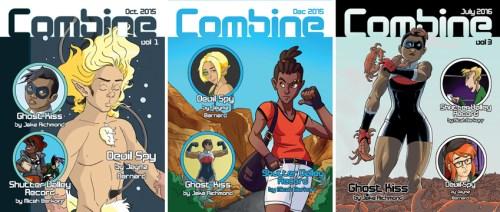 Combine covers