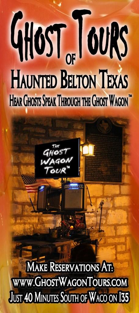 Ghost Tours Belton Texas