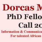 Dorcas Muthoni PhD Fellowship 2018 For African Female Researchers to Pursue Doctoral Studies