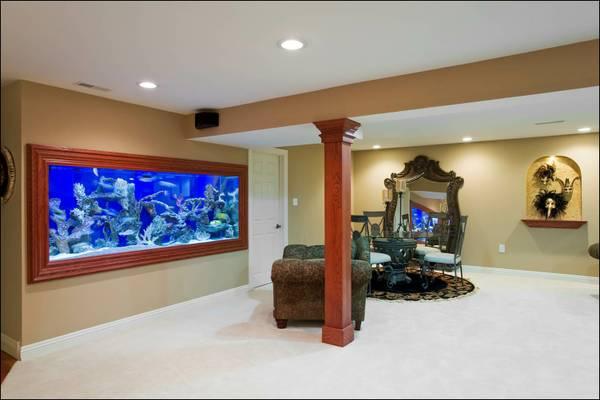 giant aquariums