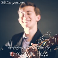 Amazingly Cool Gifts for 19 Year Old Boys