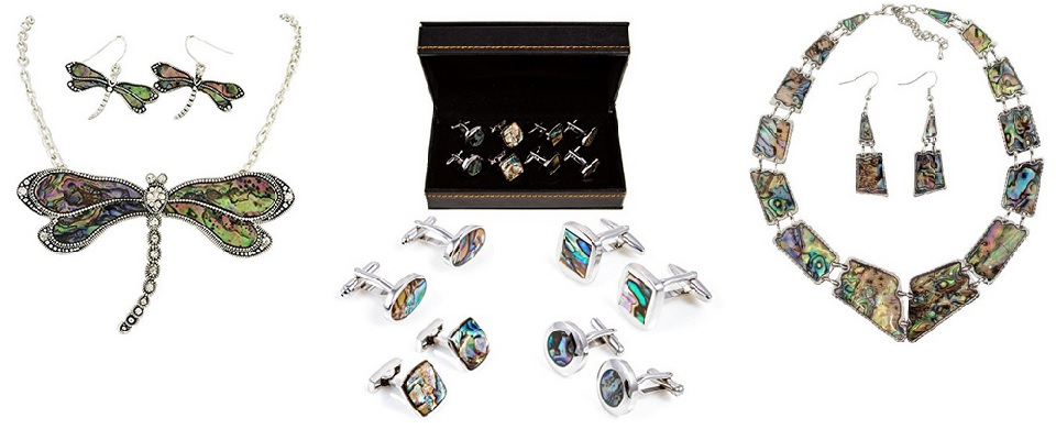 Best Abalone Shell Jewelry Sets