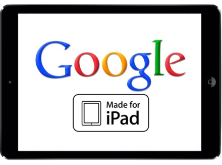 How to get the most out of Google's apps and services when using an iPad