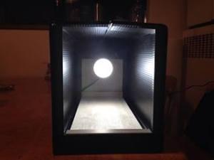 LED電球です