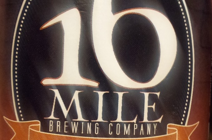 Malt Monday Beer Review of the Week:  16 Mile Brewing Company Blues' Golden Ale