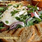 Egg and Arugula Salad