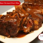 Malt Monday: Crock Pot Beer Braised Short Ribs