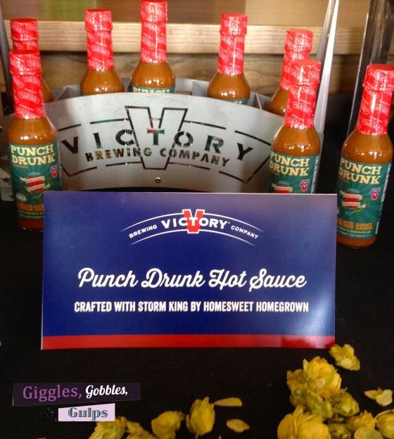 victory beer hot sauce