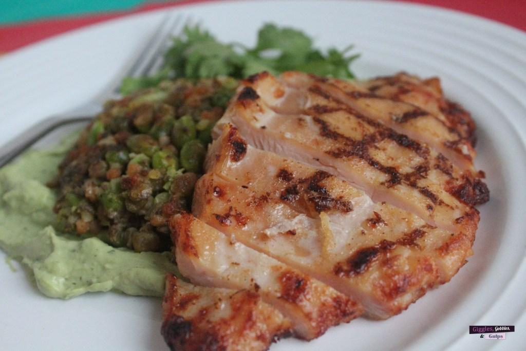 california style protein veggie patty with chicken6