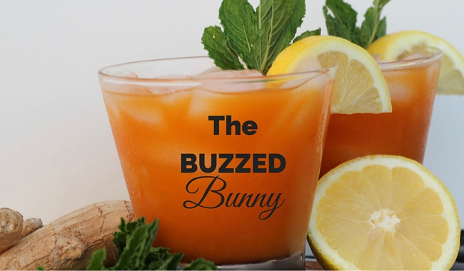 The Buzzed Bunny | Easter Cocktail