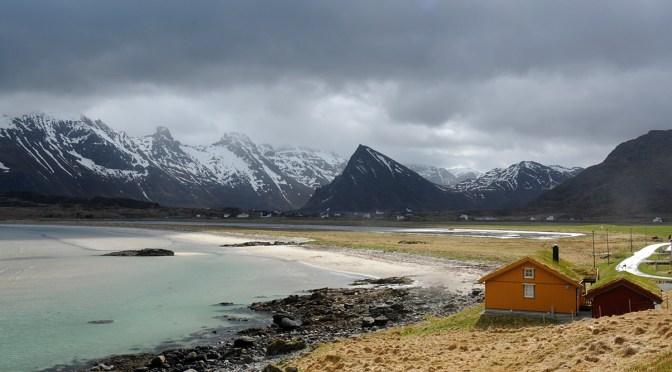 Les îles Lofoten, marchandes de couleurs