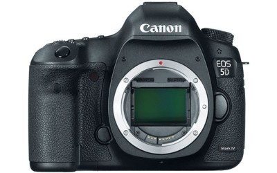 Final specifications for the 5d Mark IV