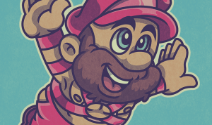Blog - Featured Image - Super Mario George I