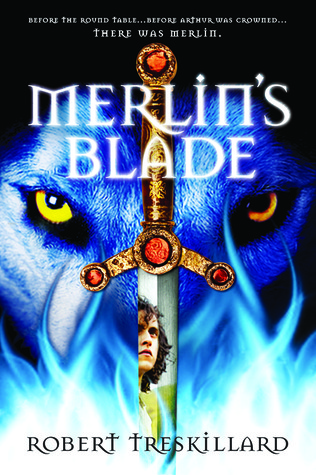 Merlin's Blade cover