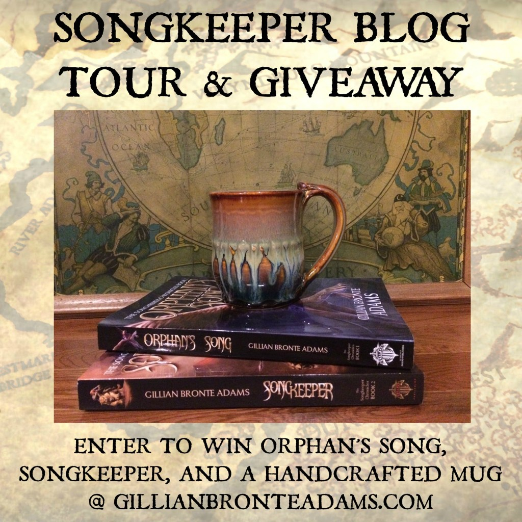 Blog Tour Giveaway promo image