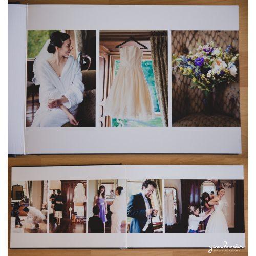 Medium Crop Of Wedding Photo Book