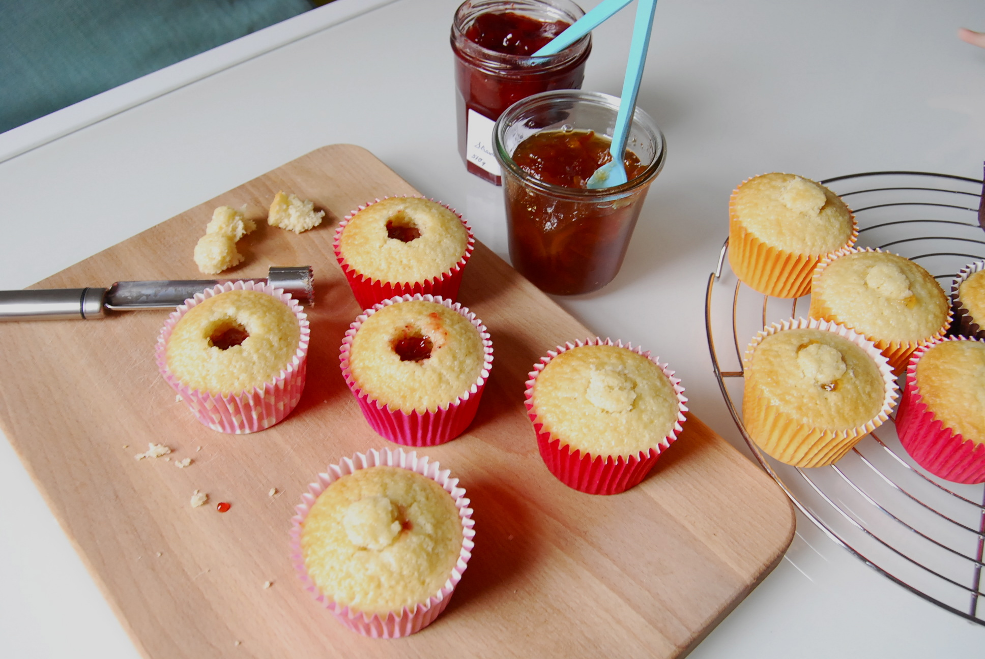 Cupcake Heaven Jaffa Cake And Jammy Dodgers Style