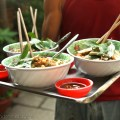 Home Delivery of Bowls of Pho