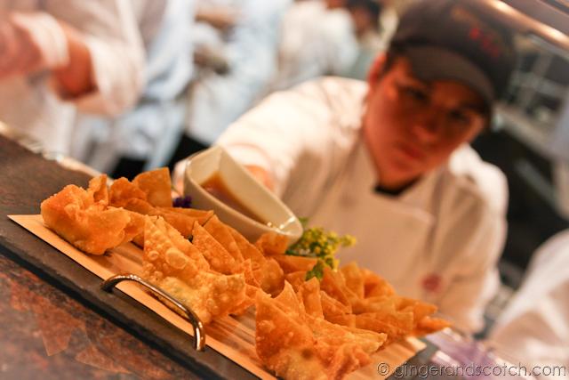 Crab Wontons @ Cheesecake Factory Dubai