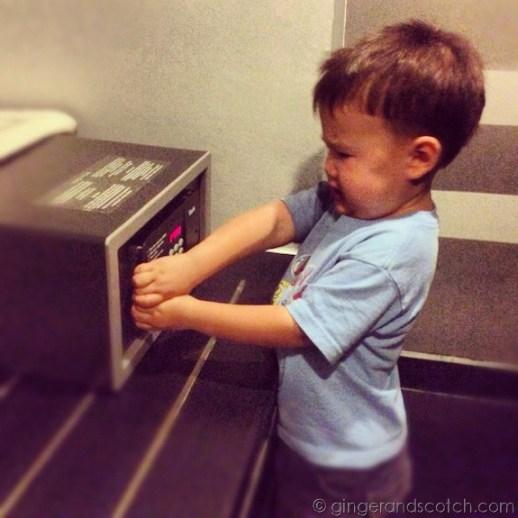 Cracking the Safe