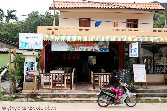 Spices and Herbs Restaurant - Koh Lanta, Thailand