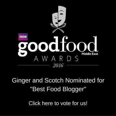 BBC Good Food ME 2016 Awards logo