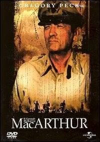 Locandina MacArthur il generale ribelle