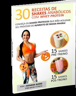 Shakes Anabólicos Com Whey Protein