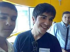 Omar, Enzo, Webmast